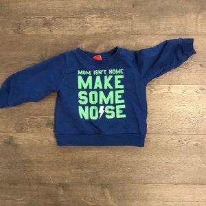 Other - Mom Isn't Home Sweatshirt